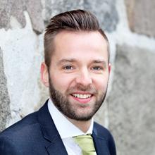 Stroopwafel expert Kevin Mooibroek